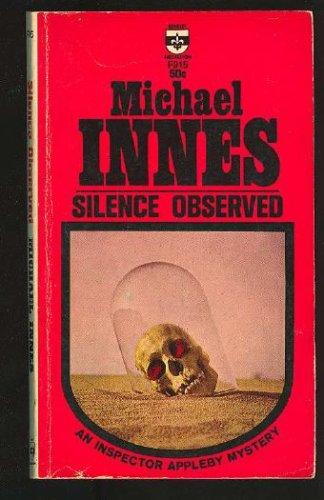 Silence Observed, Michael Innes, Michael Innes