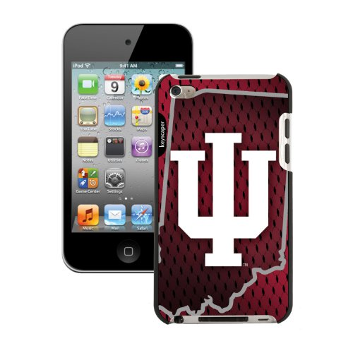 Indiana Hoosiers Ipod Touch 4G Case Ncaa