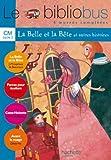 Le Bibliobus n� 4 CM Cycle 3 Parcours de lecture de 4 oeuvres : La Belle et la B�te ; Farces pour �coliers ; Casse-Noisette ; Avant le nuage