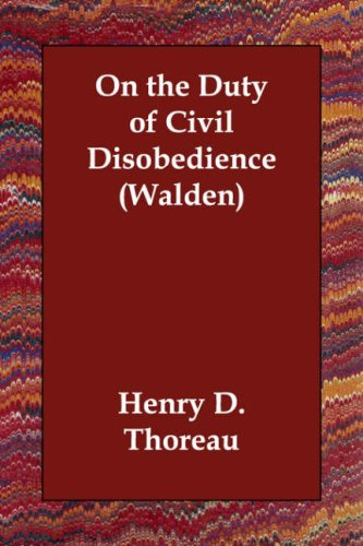Civil Disobedience and Other Essays Quotes
