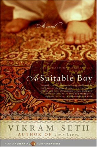 A Suitable Boy  A Novel, Vikram Seth