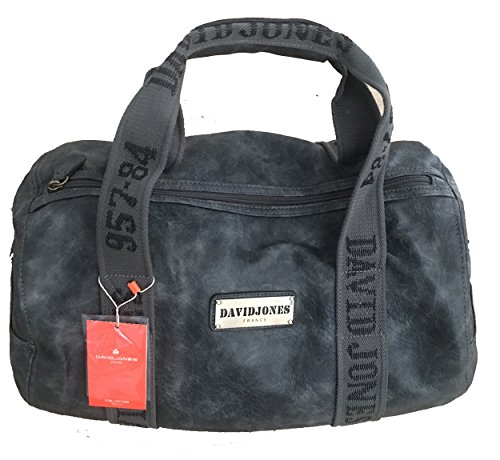 David Jones, Borsa a spalla uomo nero nero
