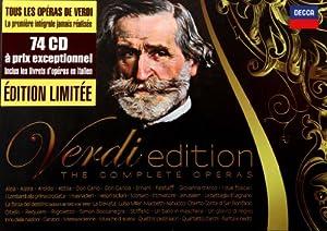 Verdi Edition: The Complete Operas