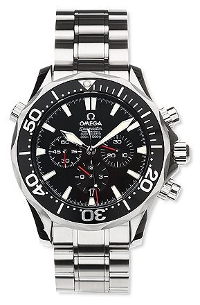 Omega Men's 2594.52.00 Seamaster 300M Chrono Diver Watch