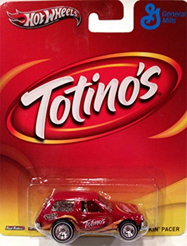 hot-wheels-general-mills-totinos-77-packin-pacer-164-scale-die-cast-metal-toy-car-model-by-mattel