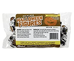 Halloween Figures - Milk Free, Nut Free, Gluten Free, Soy Free, Vegan