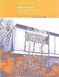 echange, troc Christian Enjolras - Jean Prouvé : Les Maisons de Meudon, 1949-1999