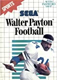 Walter Payton Football - Sega Master System