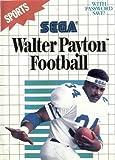 Walter Payton Football - Sega Master System