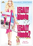 Legally Blonde 1 & 2 [DVD] [Region 1] [US Import] [NTSC]