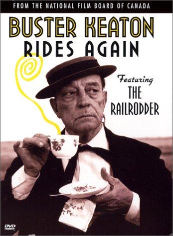 Buster Keaton Rides & Railrodder [DVD] [1965] [Region 1] [US Import] [NTSC]