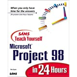 Sams Teach Yourself Microsoft Project 98 in 24 Hours