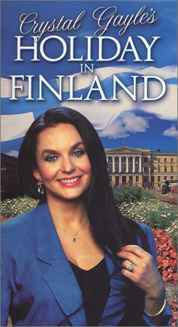 Crystal Gayle's Holiday in Finland [VHS]