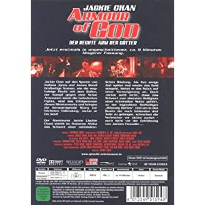 Jackie Chan - Armour Of God 1 [Import allemand]
