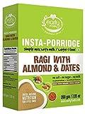 #5: Early Foods - Instant Ragi Almond & Date Porridge Mix 200g