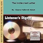 The Indiscreet Letter | Eleanor Hallowell Abbott