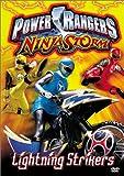 echange, troc Power Rangers Ninja Storm - Lightning Strikers [Import USA Zone 1]