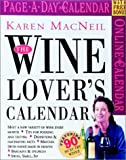 Wine Lover's 2004 Calendar (Page-A-Day(r) Calendars)