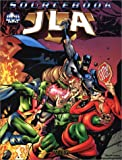 img - for JLA Sourcebook (DC Universe RPG) book / textbook / text book