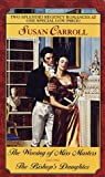 Wooing of Miss Masters/The Bishop's Daughter (0449001555) by Carroll, Susan
