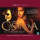 Casanova Hörbuch von Giacomo Casanova Gesprochen von: Benedict Cumberbatch