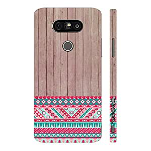 Enthopia Designer Hardshell Case Woody 2 Aztec 13 Back Cover for LG G5