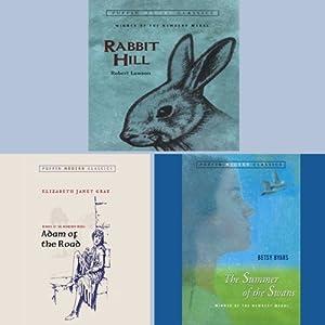 Penguin Newbery Classics, Volume 1 | [Elizabeth Janet Gray, Robert Lawson, Betsy Byars]