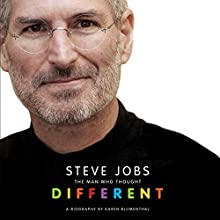 Steve Jobs: The Man Who Thought Different (       UNABRIDGED) by Karen Blumenthal Narrated by Sean Runnette