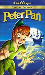 Peter Pan (Special Edition) [VHS] by Walt Disney Video