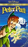 Peter Pan (Special Edition) [VHS]