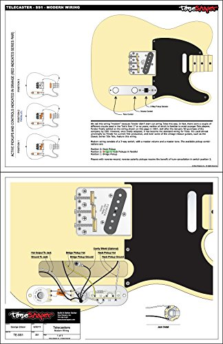 fuel pump wiring diagram for 1996 mustang toneshaper wiring diagram toneshaper guitar wiring kit, for fender telecaster, ss1 ...