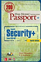 Mike Meyers' CompTIA Security+ Certification Passport, 4th Edition (Exam SY0-401) Front Cover