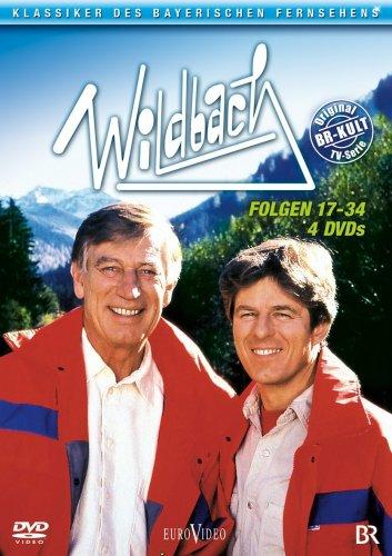 Wildbach - Folgen 17-32 [4 DVDs]