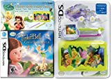 Disney Fairies: Tinkerbell and the Great Rescue with Case Bundle - Nintendo DS