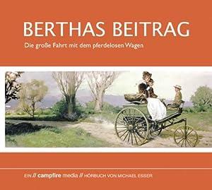 Berthas Beitrag Hörbuch