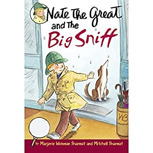 Nate the Great and the Big Sniff Audiobook