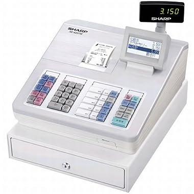 シャープ 電子レジスタ 10部門 ホワイト系 XE-A207W