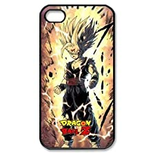 buy Fashion Series Cartoons Anime Series Dragon Ball Z Personalized Hipster Iphone 5 Or 5S Best Rubber+Pvc Case Including Dust Plug