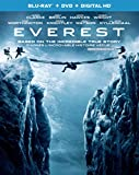 Everest [Blu-ray + DVD + Digital HD]