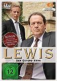DVD Cover 'Lewis - Der Oxford Krimi: Staffel 7  [4 DVDs]