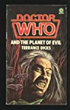 Terrance Dicks Doctor Who and the Planet of Evil (Doctor Who Library)