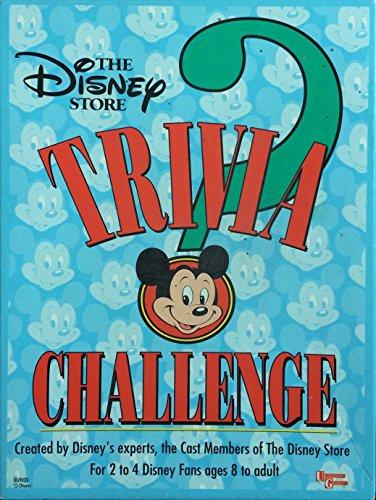 The Disney Store Trivia Challenge - 1