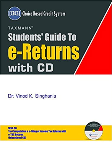 Students' Guide to e-Returns with CD