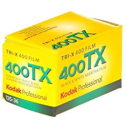 Kodak Tri-X 400TX Professional ISO 400, 35mm, Black and White Film