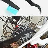 HuaYang 2 en 1 chaîne de bicyclette brosse de nettoyage