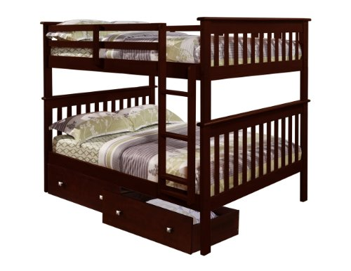 Bunk Bed Designs 7822 front