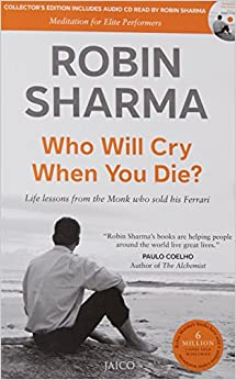 Who Will Cry When You Die? (With CD) price comparison at Flipkart, Amazon, Crossword, Uread, Bookadda, Landmark, Homeshop18