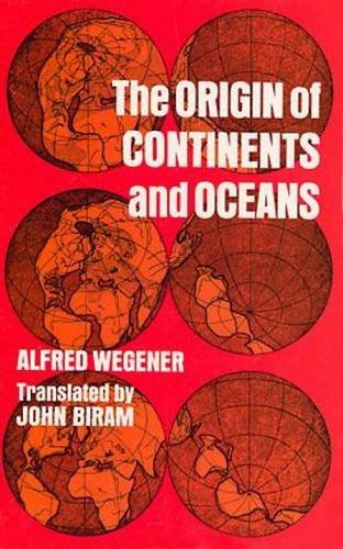 The Origin of Continents and Oceans (Dover Earth Science)