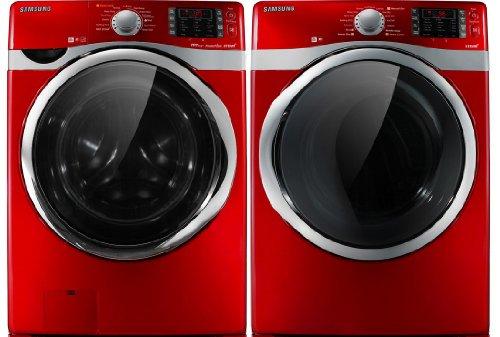 Washing Red Samsung ~ Best seller samsung red cu ft doe iec