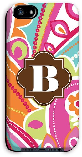 Special Sale CaseStreet Pucci iPhone 5 Case (Letter B)